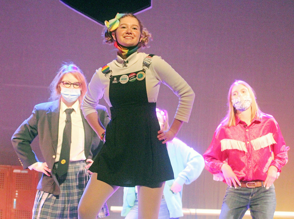 """CCHS to present live music, comedy with this weekend's production of """"Spelling Bee"""""""