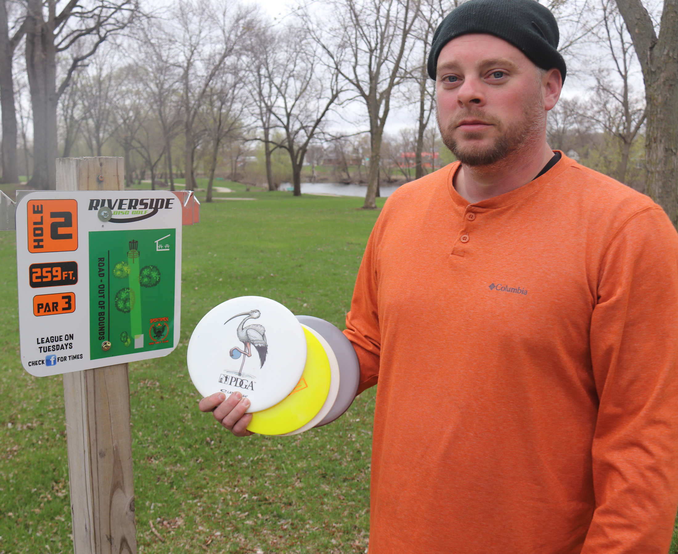 With disc golf getting more popular, Sportsmen's League growing, local tournaments planned