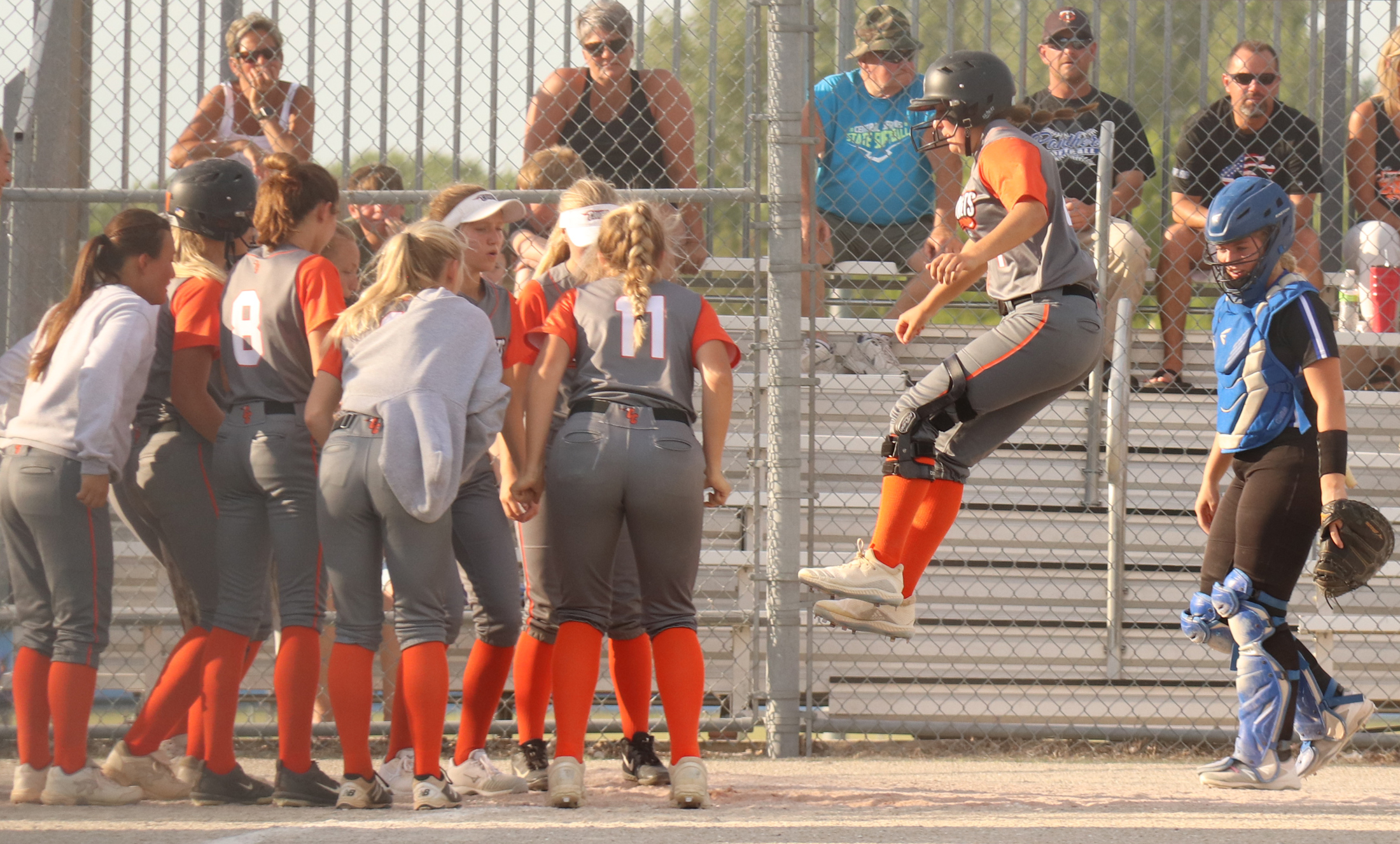 After win streak stopped by Panthers, Comets rebound with DH sweep over Go-Hawks