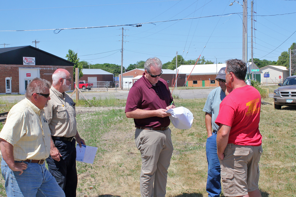 Plans taking shape for Charles City depot move this summer