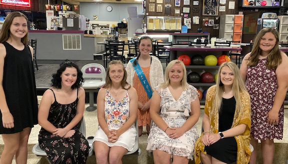 Floyd County Fair Queen to be crowned Friday