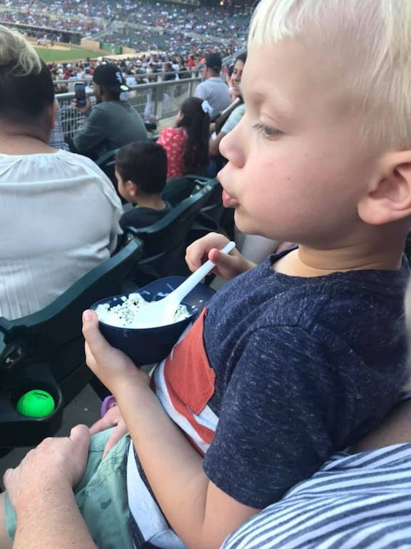GROB: Take us all out to the ball game
