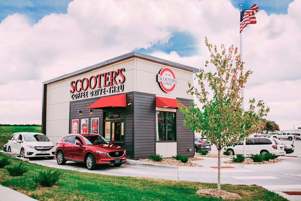 Scooters Coffee coming to Charles City, in former Hunan spot