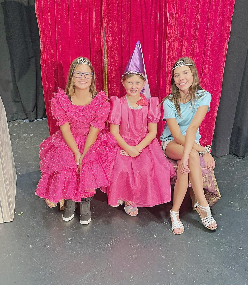 Children's theater presents 'Dragon Trouble'