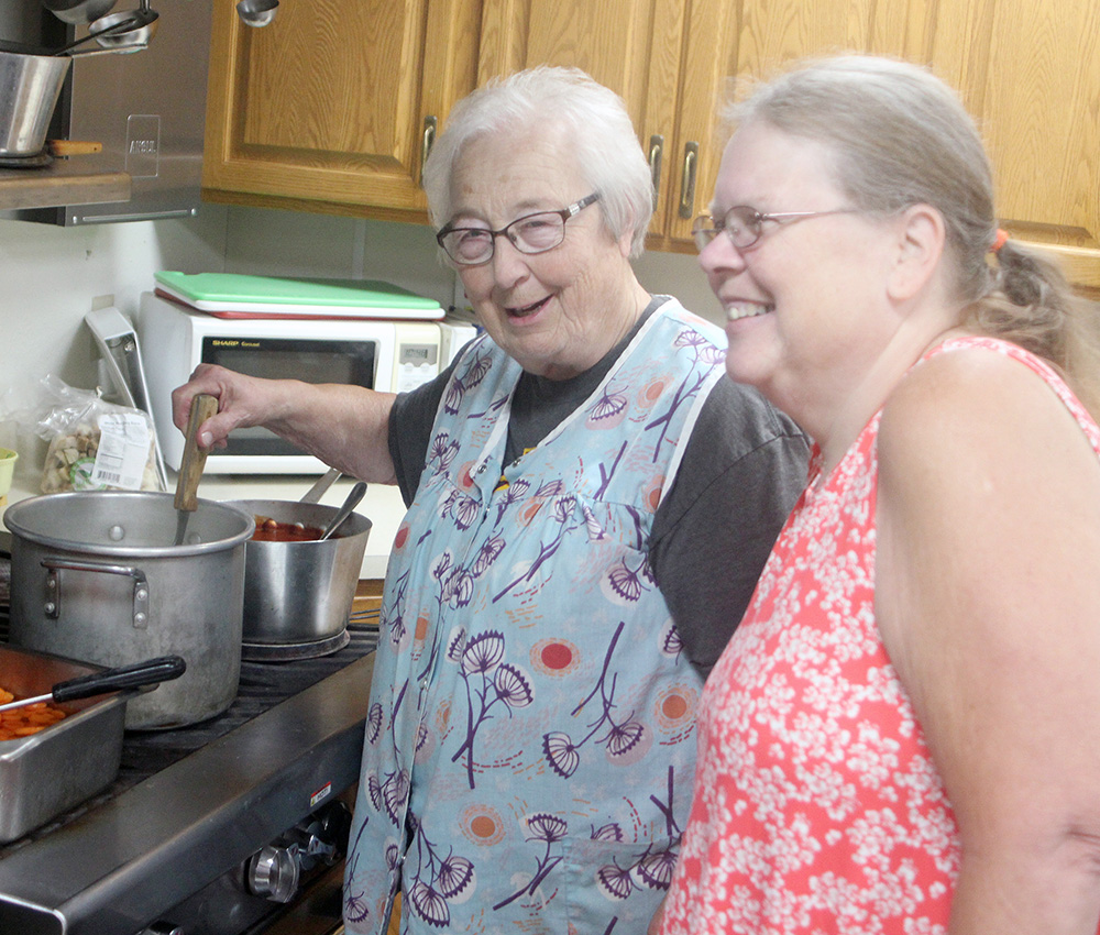 Charles City Senior Center reopening for in-person meals, bingo on Aug. 10