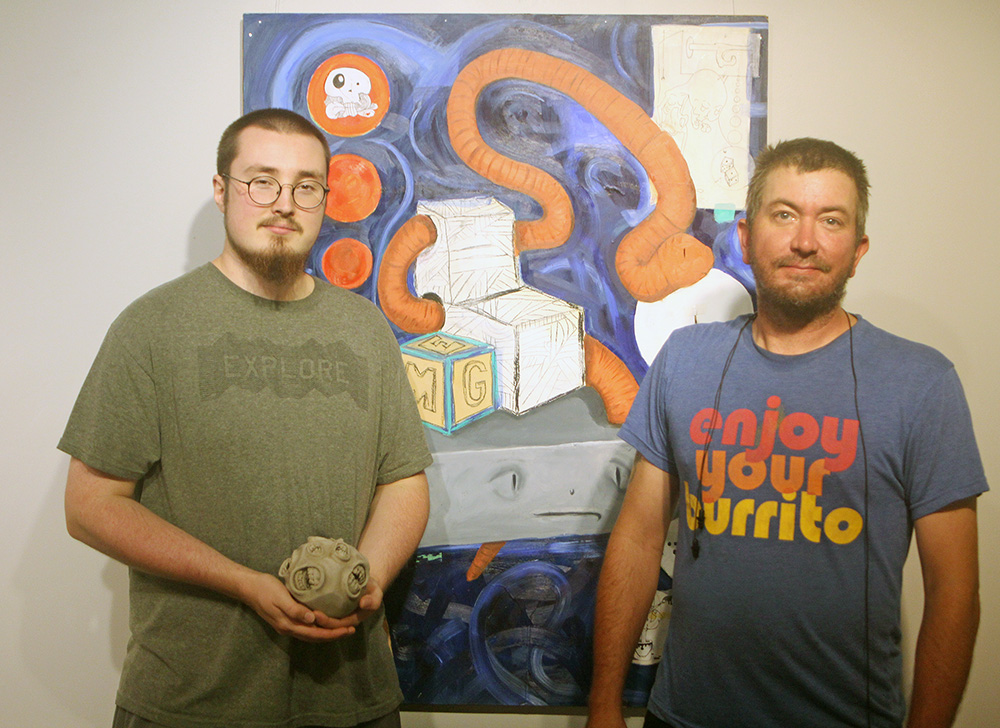 Local artists to share the spotlight for CCAC's September exhibit