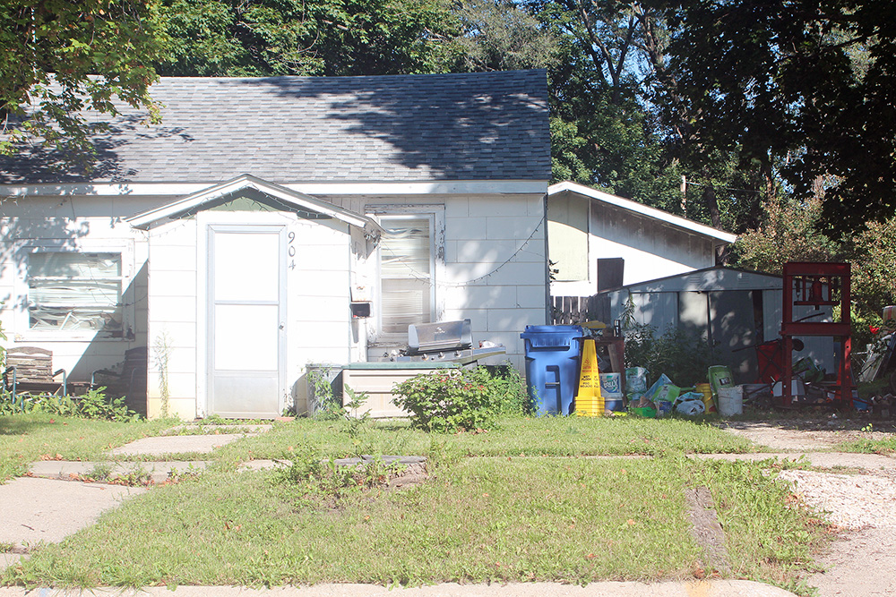 Charles City Council hears update on nuisance properties